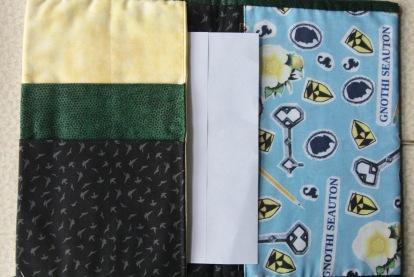 Stitched Folder - 8