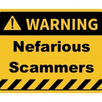Beware of Scammers Preying on RA-Fans!