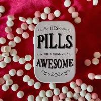 RA Pocket Shrine 261/? - Happy Pill